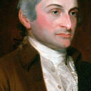 John Jay, American Founding Father Poster