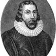 John Winthrop (1588-1649) Poster