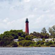 Jupiter Inlet Florida Poster