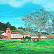 La Purisima Mission Poster