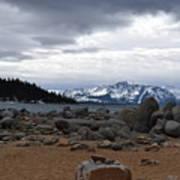 Lake Tahoe Poster
