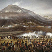 Lookout Mountain, 1863 Poster by Granger