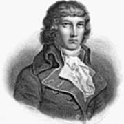 Louis Saint-just (1767-1794) Poster