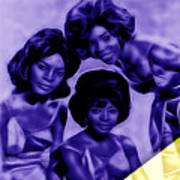 Martha And The Vandellas Collection Poster