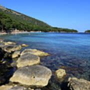 Mediterranean Seascape  Poster