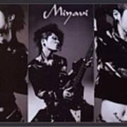 Miyavi Poster