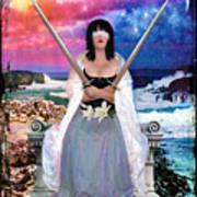 2 Of Swords Poster