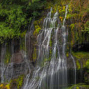 Panther Creek Falls Poster