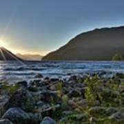 Patagonia Landscape Poster