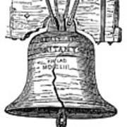 Philadelphia: Liberty Bell Poster