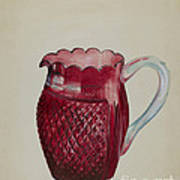 Pitcher Poster