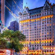 Plaza Hotel Poster