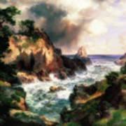 Point Lobos, Monterey, California Poster