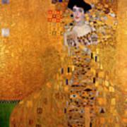 Portrait Of Adele Bloch-bauer Poster