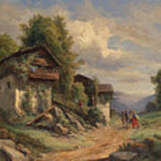 Rural Idyll Poster