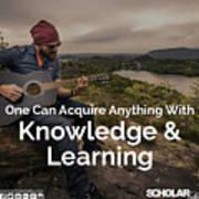 Scholar Talks Poster