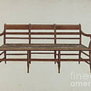 Settee Poster