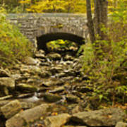 Stone Bridge 6063 Poster