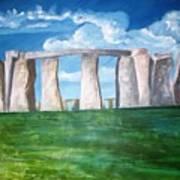 Stonehenge Poster