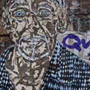 Street Art Wiiliamsburg Brooklyn Poster