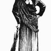 Susan B. Anthony (1820-1906) Poster