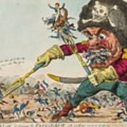 Swallow Destroying The French Army, Poster