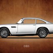 The Aston Martin Db5 Poster