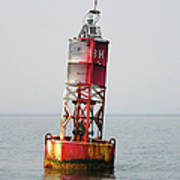 The Bell Buoy Poster