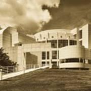 The High Museum Of Art - Atlanta, Georgia Poster