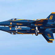 U S Navy Blue Angeles, Formation Flying Poster