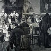 White House: State Dinner Poster