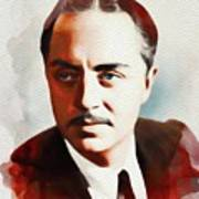 William Powell, Hollywood Legend Poster