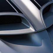 2002 Pontiac Trans Am Hood Vents Poster