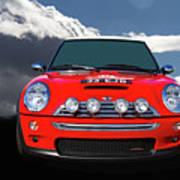 2004 S Mini Cooper Poster
