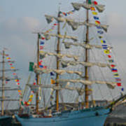 2004 Tall Ships Poster