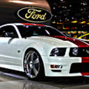 2006 Ford Mustang No 1 Poster