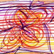 2007 Abstract Drawing 2 Poster