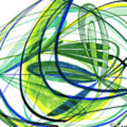 2007 Abstract Drawing 4 Poster