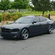 2007 Dodge Charger Rt Lee Poster