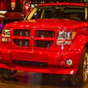 2007 Dodge Nitro Poster