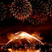 2008 Fireworks 4 Poster