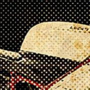 2010 Ducati 1198s Big Newspaper Dots Poster