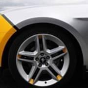 2010 Ford Mustang Av X10 2 Poster