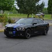 2011 Dodge Charger Rt Lopez Poster