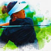 2014 Blue Bay Lpga Championship  Poster