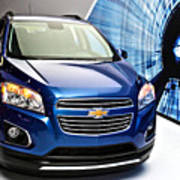 2015 Chevrolet Trax2 Poster