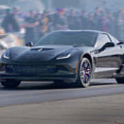 2015 Corvette Z06 Coupe Poster