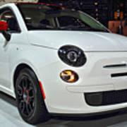 2015 Fiat 500 Ribelle Poster