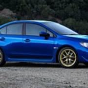 2015 Subaru Wrx Sti Poster