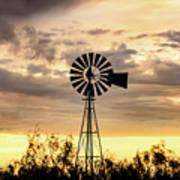 2017_09_midland Tx_windmill 6 Poster